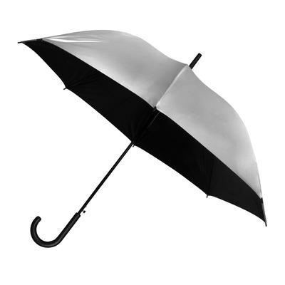 Falconetti Paraplu - Lang - 103 cm - Zilver Mobiele telefoon behuizingen