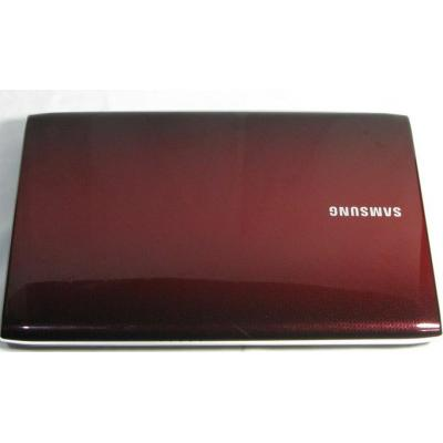 Samsung LCD Back Cover, Red notebook reserve-onderdeel - Rood