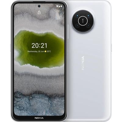 Nokia X10 6GB 64GB 5G White Smartphone - Wit