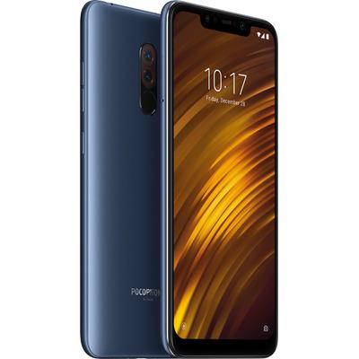 Xiaomi Pocophone F1 Smartphone - Blauw 128GB