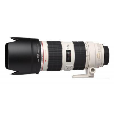 Canon camera lens: EF 70-200mm f/2.8L IS II USM - Wit