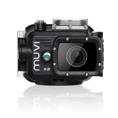 Veho camera accessoire: MUVI K-Series Handsfree Camera Waterproof Case