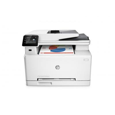 Hp laserprinter: LaserJet M274n MFP  - Zwart, Cyaan, Magenta, Geel