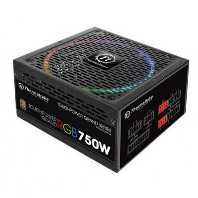 Thermaltake power supply unit: Toughpower Grand RGB - Zwart