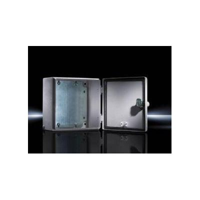 Rittal elektrische behuizing: E-Box EB, NEMA 4, IK08, RAL 7035 - Grijs