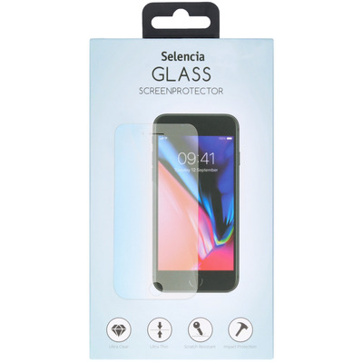 Gehard glas screenprotector Nokia 3.1 Plus - Screenprotector Mobile phone case