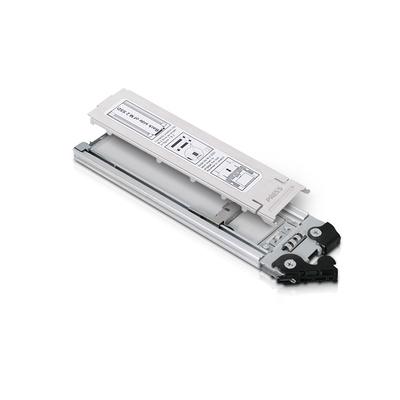 Icy Dock NVMe M.2, Black/Aluminium Behuizing - Aluminium,Zwart