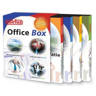 Osirius software suite: Office Box