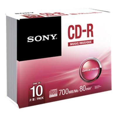 Sony 10CRM80SS CD