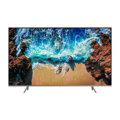 Samsung led-tv: UE82NU8009T - Zwart, Zilver