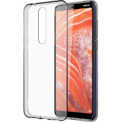 Nokia CC-131 Mobile phone case - Transparant
