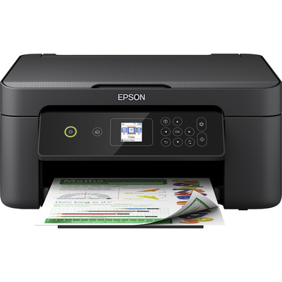 Epson Expression Home XP-3100 Multifunctional - Zwart, Cyaan, Magenta, Geel