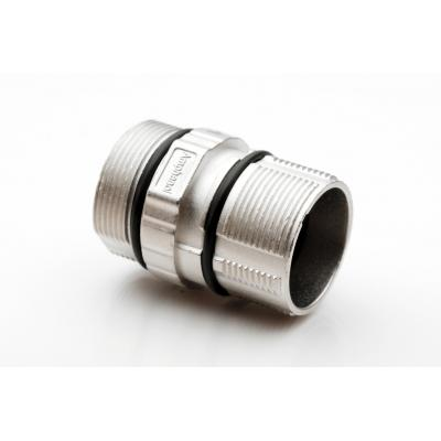Amphenol elektrische standaardconnector: MA1JAE1200 12 Position, Receptacle Extension, Straight, E Type - Zilver