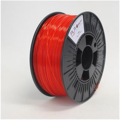 Builder 3D printing material: PLA, Red, 1.75mm, 1 kg - Rood