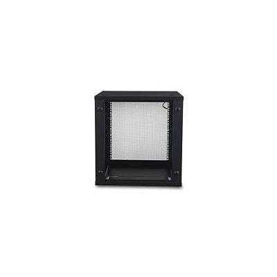 Apc rack: NetShelter WX 12U Wall Mount Cabinet - Zwart