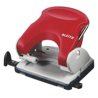 Leitz perferator: Topstyle Desktop perforator - Rood
