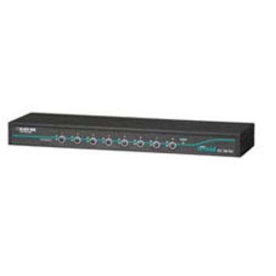 Black Box ServSwitch EC KVM switch - Zwart