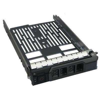 """CoreParts 3.5"""" HotSwap Tray Dell SATA/SAS Computerkast onderdeel - Zwart"""