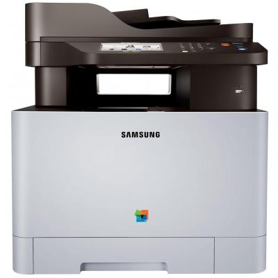 Samsung multifunctional: Xpress SL-C1860FW Xpress - Zwart, Cyaan, Magenta, Geel