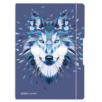 Herlitz Wild Animals Wolf Schrijfblok