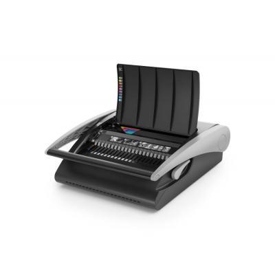 Gbc inbindmachine: CombBind 210 Pons-Bindmachine voor Plastic Bindruggen - Zwart, Grijs