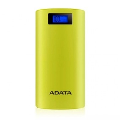 ADATA P20000D Powerbank - Geel