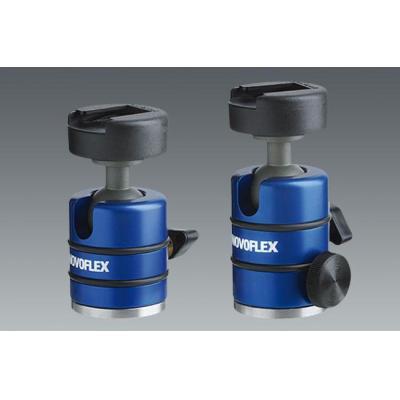 Novoflex statief accessoire: Neiger 19 P - Grijs