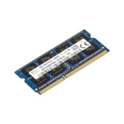 HP 4GB DDR3L 1600MHz RAM-geheugen - Zwart, Blauw