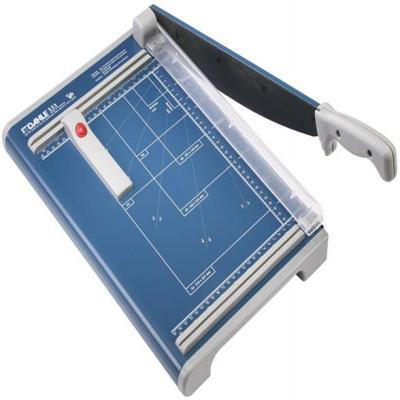 Dahle snijmachine: 533 - Blauw, Grijs