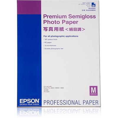 Epson Premium Semigloss Photo Paper Fotopapier