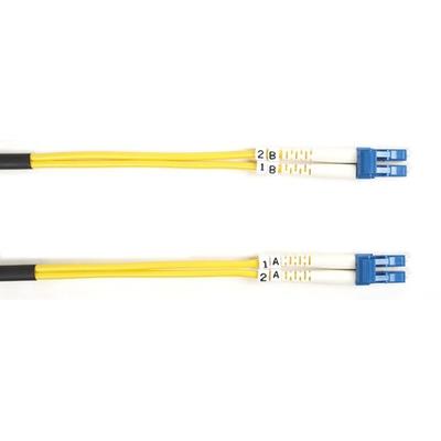 Black Box FOSM-LSZH-001M-LCLC Fiber optic kabel