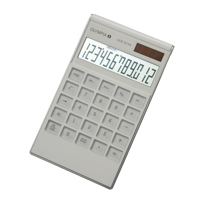 Olympia LCD 3112 Calculator