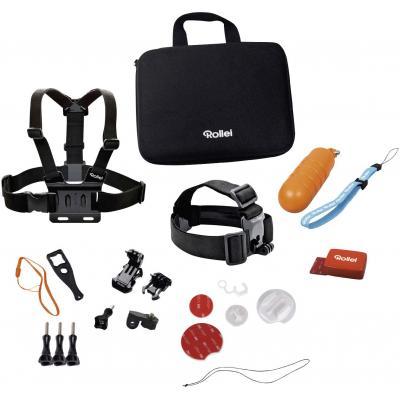 Rollei : Actioncam Zubehör Set Wassersport for Actioncams and GoPro - Veelkleurig