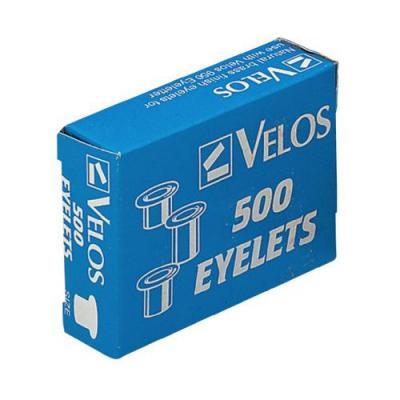 Velos punches of nail set: Brass Eyelets 5.5mm Shank