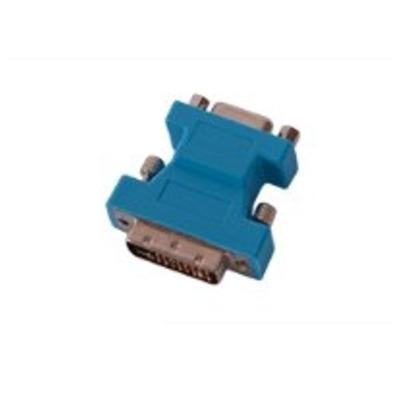 Raritan DVI/VGA, 16 pcs, Blue/Metallic Kabel adapter - Blauw,Metallic