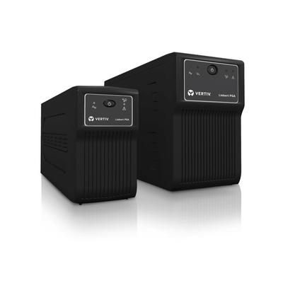 Vertiv Liebert PSA 1000 VA (600 W) 230 V UPS - Zwart