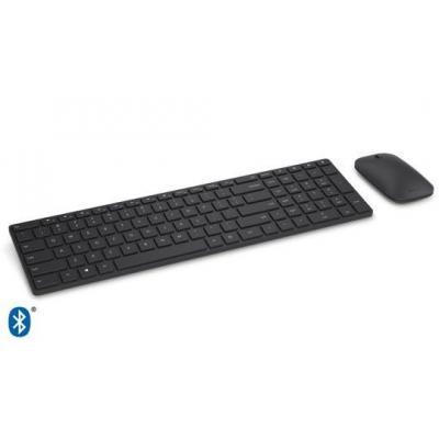 Microsoft Designer - AZERTY toetsenbord - Zwart