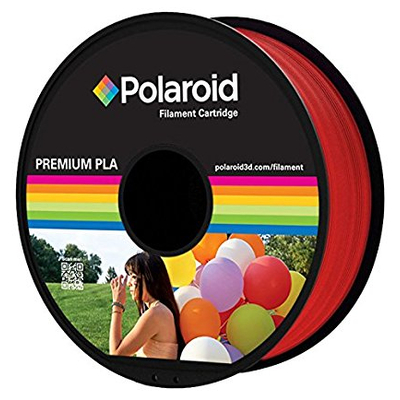 Polaroid PL-8002-00 3D printing material - Rood