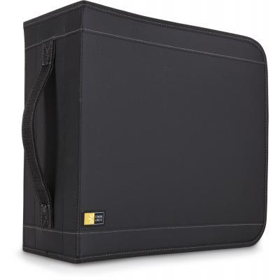 Case logic : Cd-houder voor 336 cd's - Zwart