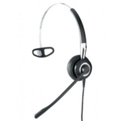 Jabra Biz 2400 3in1 Headset - Zwart