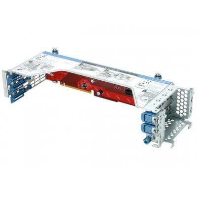 Hewlett Packard Enterprise PCIe riser board - Non-LSI, without SAS support Refurbished Slot .....