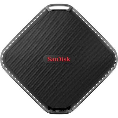 Sandisk : 120GB Extreme 500 - Zwart