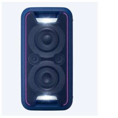Sony home stereo set: GTK-XB5 - Blauw, Lila