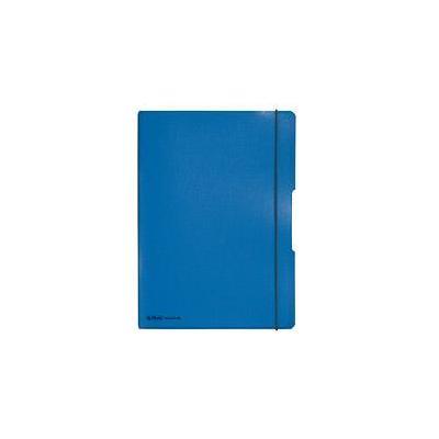 Herlitz my.book flex Schrijfblok - Blauw