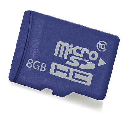 HP 8GB microSD Enterprise Mainstream Flash Media Kit product