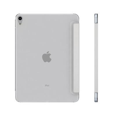 BeHello iPad 10.5 (2018) Smart Stand Case Zilver Tablet case