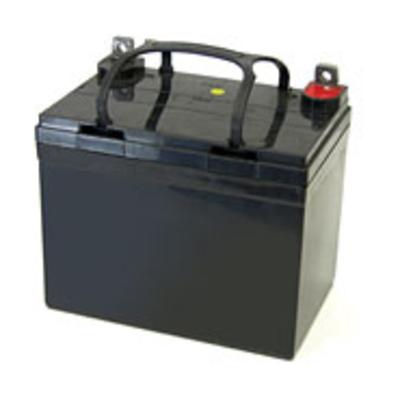 Ergotron SV32 Replacement Battery, 33 Ah Batterij - Zwart