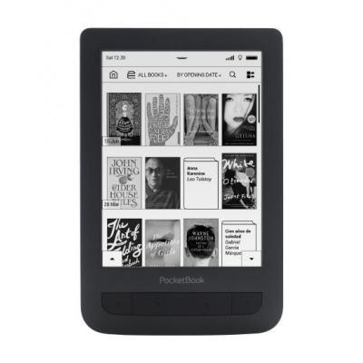 Pocketbook e-book reader: Basic Touch 2 - Zwart