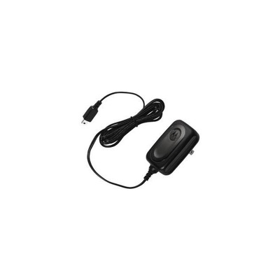 Motorola CH700 Travel Charger Mini USB Oplader - Zwart