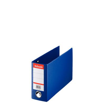 Esselte ringband: giro-bank ordner plastic - Blauw